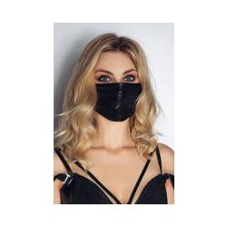 """Maske """"Mund-Nasen-Maske"""" mit Spitze"""
