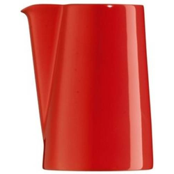 Sahnegießer 0,21 l Form Tric - hot (rot) Höhe: 10 cm