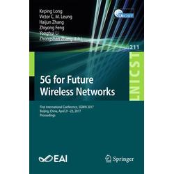 5G for Future Wireless Networks als Buch von