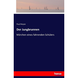 Der Jungbrunnen: Buch von Paul Heyse