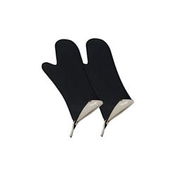 Spring Topfhandschuhe Handschuh lang, 2er-Set SPRING GRIPS grau