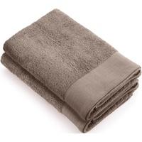 Walra Soft Cotton Duschtuch (2x70x140cm) taupe
