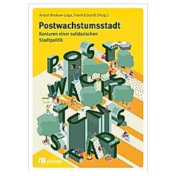 Postwachstumsstadt - Buch
