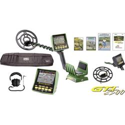 Garrett, Detektor, Metalldetektor GTI 2500 Pro Suchtiefe (m