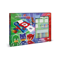 PJ Masks Sticker PJ MASK Sticker Machine