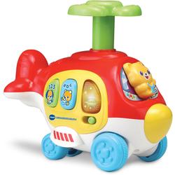 Vtech Spielzeug-Hubschrauber Drück-mich-Hubschrauber bunt Kinder Ab 9 Monaten Altersempfehlung Spielzeugfahrzeuge