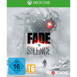 Fade to Silence Xbox One USK: 16