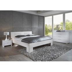 Massivholz Bett Classic 375 von Dico