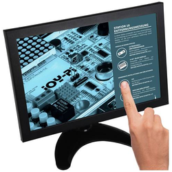 Joy-it RB-LCD10-2 Touchscreen-Monitor EEK: A+ (A++ - E) 25.4cm (10 Zoll) 1280 x 800 Pixel HDMI®, US