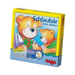 Haba Lernspielzeug Schlaubär lernt zählen