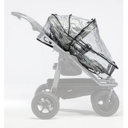 tfk Kinderwagen-Regenschutzhülle duo, für Kombi-Kinderwagen duo