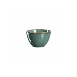 LEONARDO Schale MATERA Keramikschale 24 cm grün, Keramik, (1-tlg)