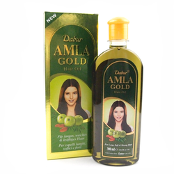 Dabur Amla Gold Hair Oil 300ml ayurvedisches Haaröl