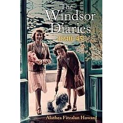 The Windsor Diaries. Alathea Fitzalan Howard  - Buch