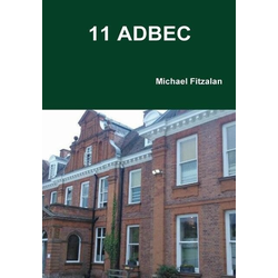 11 ADBEC als Buch von Michael Fitzalan