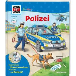WAS IST WAS Junior Band 09: Polizei 978-3-7886-2224-4