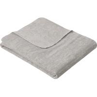 IBENA Wolldecke Jacquard Decke Rom, IBENA, GOTS zertifiziert grau