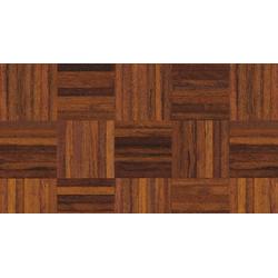 Basic Mosaikparkett Merbau natur Würfelverband - 8x22,86x160 mm
