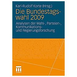 Die Bundestagswahl 2009 - Buch