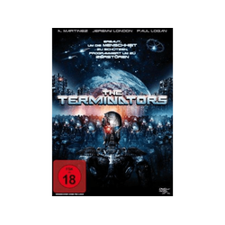 The Terminators DVD