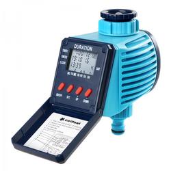 Cellfast 52-095 Bewässerungsuhr Zeitschaltuhr LCD Anzeige Wochenschaltung