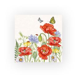 Ambiente Papierserviette Summertime, (5 St), 33 cm x 33 cm