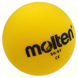 Molten® Soft-Schaumstoffball, Gelb, 18 cm, Schaumstoff