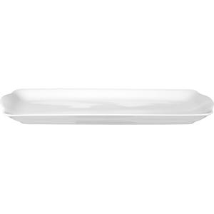 Seltmann Weiden Kuchenplatte Rondo Liane in weiß, 35 cm