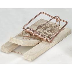 Holz Mausefallen 20 Stück