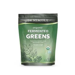 Organic Fermented Greens 270 g - Dr. Mercola