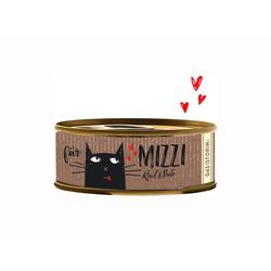 BUBECK BÜCHSENFLEISCH Nassfutter für Katze  Mizzi Rind und Pute 6x 100 g