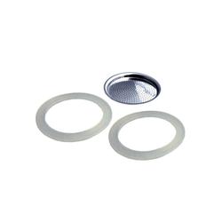 GEFU Espressokocher Dichtungsringe und Filter