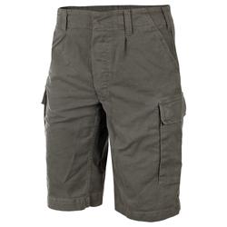 Leo Koehler BW Moleskin Shorts gewaschen oliv, Größe XL