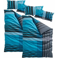 Biber blau (2x135x200+2x40x80cm)