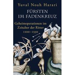 Fürsten im Fadenkreuz als Buch von Yuval Noah Harari