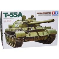 TAMIYA 300035257 - Russische Military Kampfpanzer T-55 A 1:35