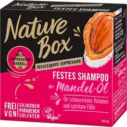 Schwarzkopf Nature Box Festes Shampoo mit Mandel Öl Vegan 85g