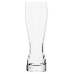 Stölzle Bierglas (6-tlg), Kristallglas 395 ml - 20,6 cm