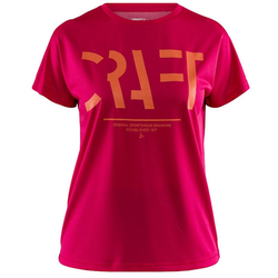 Craft Damen Eaze Logo Mesh T-Shirt, S