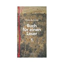 Buch für einen Leser 1