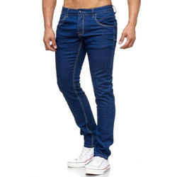 Jeansnet Slim-fit-Jeans 1368 Jeans Jogging Denim Allinone 31W