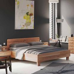 Holzbett aus Erle Überlänge
