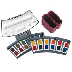 Pelikan 725D/12 Wasserfarbkasten 24 Farben