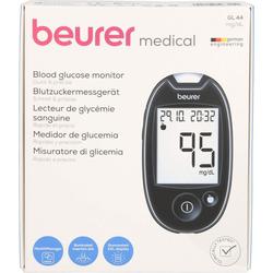 BEURER GL44 Blutzuckermessgerät mg/dl 1 St.