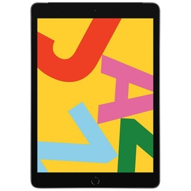 Apple iPad 10.2 (2019) 128GB Wi-Fi + LTE Space Grau