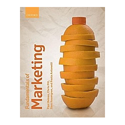 Fundamentals of Marketing. Paul Baines  Chris Fill  Sara Rosengren  - Buch