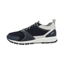 Geox U Delray A Sneaker blau 41