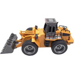 Amewi Spielzeug-Auto RC Radlader mit Ladeschaufel