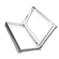 Fakro Wohndachausstieg PWP U3 2-fach VerglasungPVC