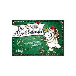 Der Pummeleinhorn-Adventskalender. Pummeleinhorn  - Buch